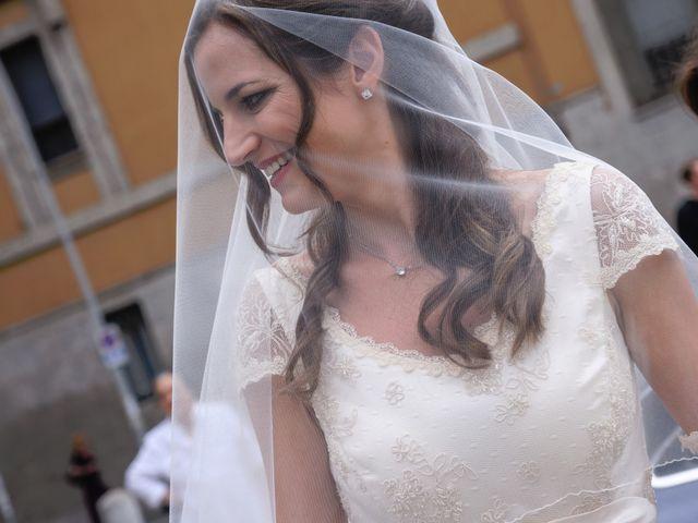 Il matrimonio di Alessandro e Maria a Milano, Milano 10