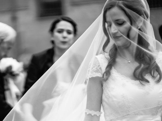 Il matrimonio di Alessandro e Maria a Milano, Milano 1