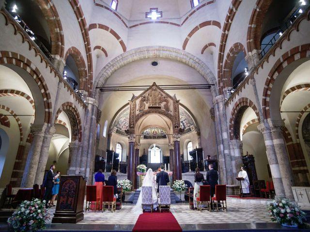 Il matrimonio di Alessandro e Maria a Milano, Milano 13