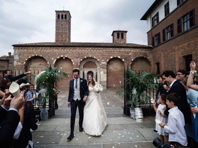 Il matrimonio di Alessandro e Maria a Milano, Milano 17