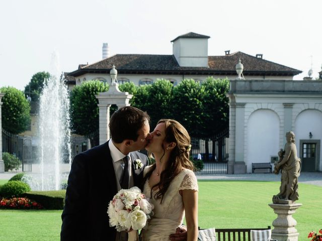Il matrimonio di Alessandro e Maria a Milano, Milano 20