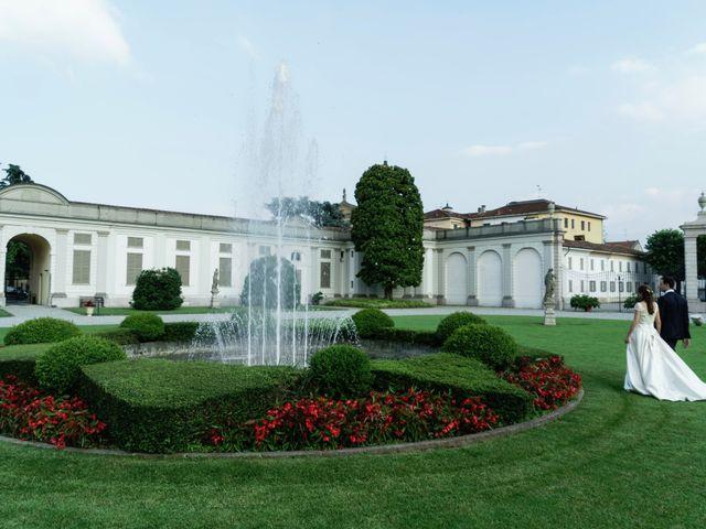 Il matrimonio di Alessandro e Maria a Milano, Milano 26