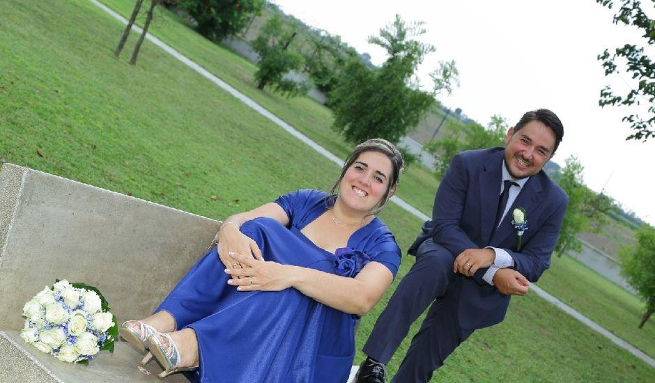 Il matrimonio di Marco  e Melissa  a Copparo, Ferrara