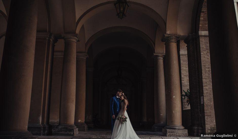 Il matrimonio di Gioele e Elena a Pesaro, Pesaro - Urbino
