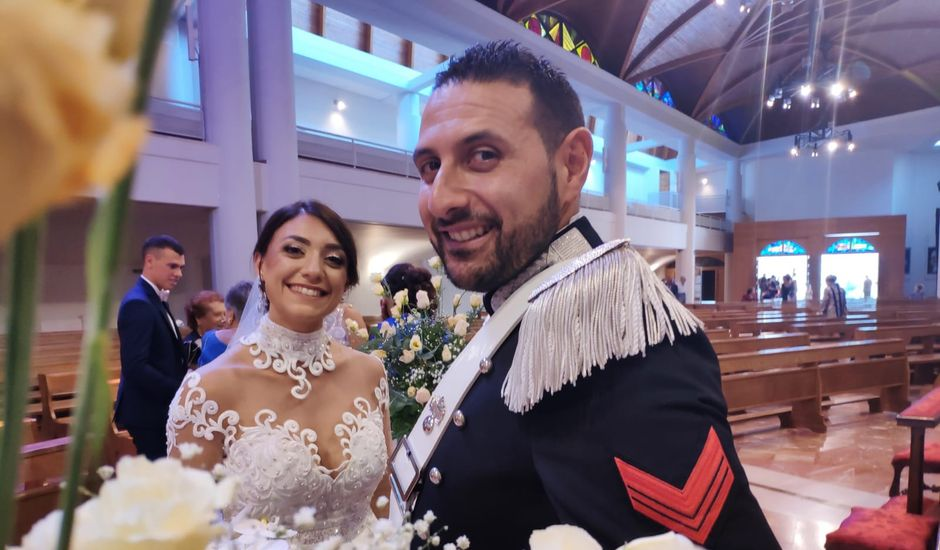 Il matrimonio di Marco  e Francesca a Paola, Cosenza