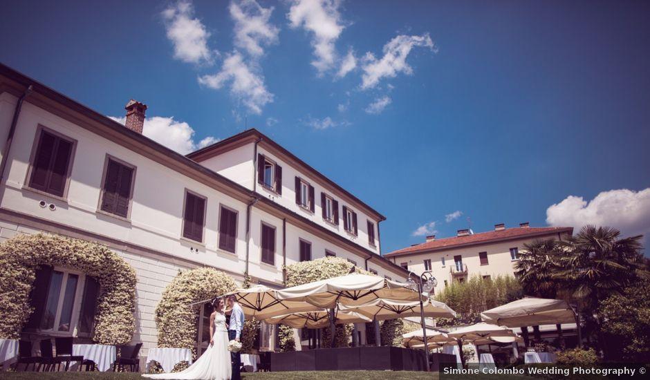 Il matrimonio di Stefano e Ilaria a Cantù, Como