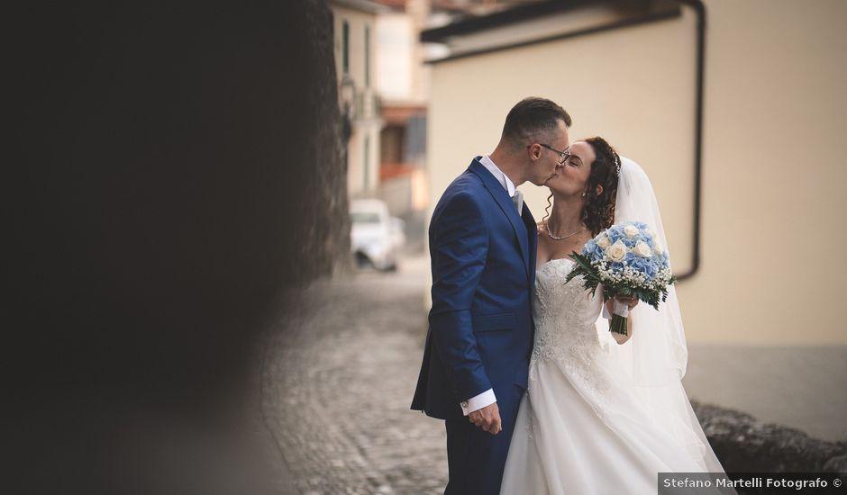 Il matrimonio di Gianluca e Vanessa a Filattiera, Massa Carrara