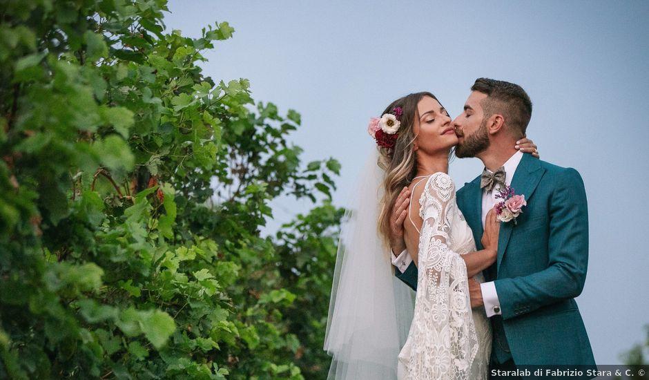Il matrimonio di Stefano e Benedetta a Gussago, Brescia