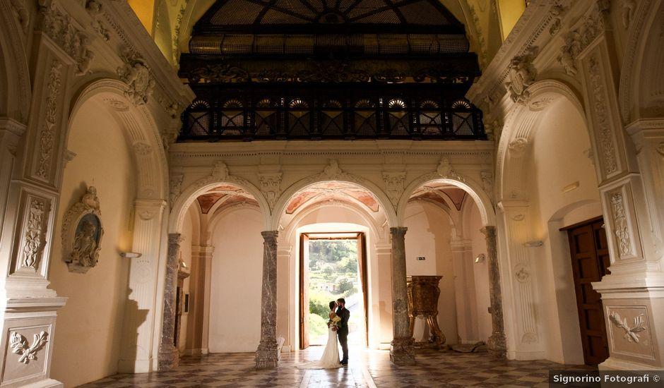 Il matrimonio di Giusy e Salvo a Sant'Agata di Militello, Messina