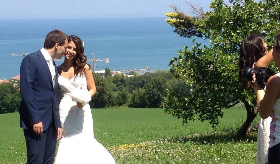 Il matrimonio di Silvia e Angelo a Pesaro, Pesaro - Urbino