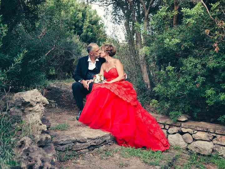 Le nozze di Roberta e Nikko