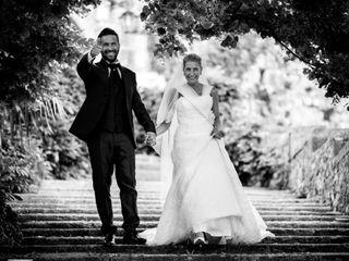 Le nozze di Nadia e Moris