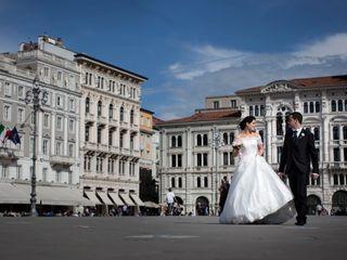 Le nozze di Francesco e Ilinca