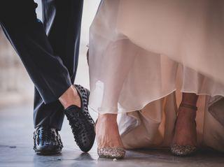 Le nozze di Stefano e Fabrizia
