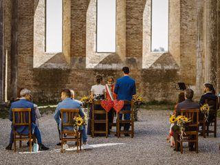 Le nozze di Lorena e Giancarlo