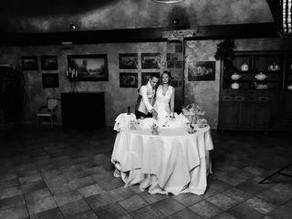 Le nozze di Fabio e Federica