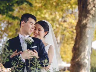 Le nozze di Yiwei e Yiwei