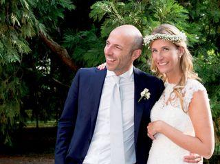 Le nozze di Marialuisa e Alberto