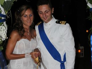 Le nozze di Samanta e Cristian