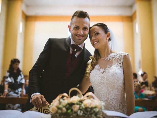 Il matrimonio di Paride e Francesca a Cassino, Frosinone 26