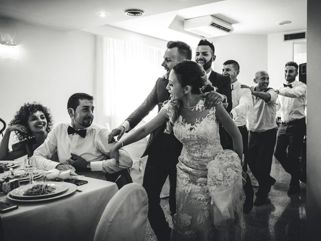 Il matrimonio di Paride e Francesca a Cassino, Frosinone 41