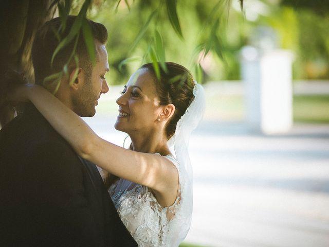 Le nozze di Francesca e Paride