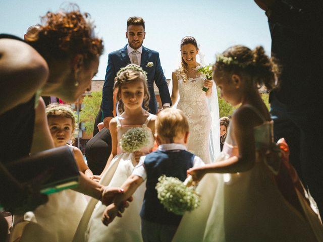 Il matrimonio di Paride e Francesca a Cassino, Frosinone 23