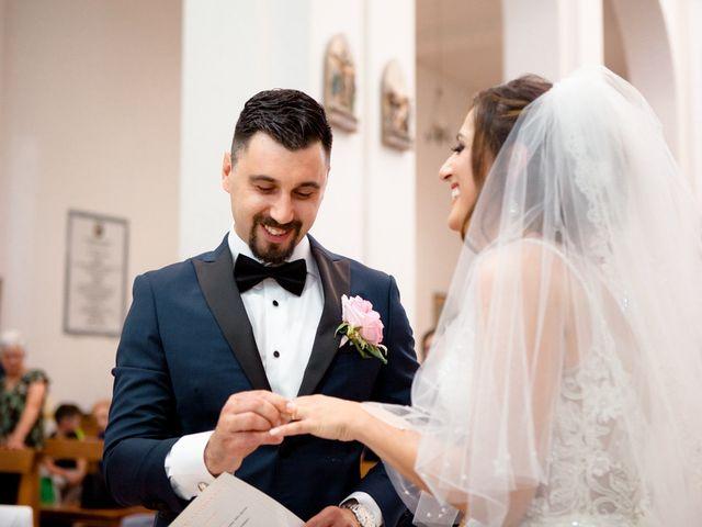 Il matrimonio di Daniele e Mariacristina a Palena, Chieti 15