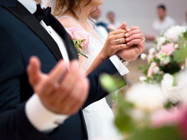 Il matrimonio di Daniele e Mariacristina a Palena, Chieti 17