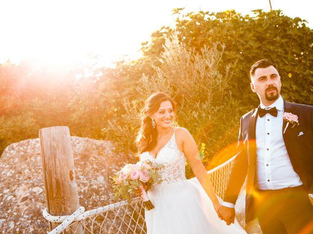 Il matrimonio di Daniele e Mariacristina a Palena, Chieti 29