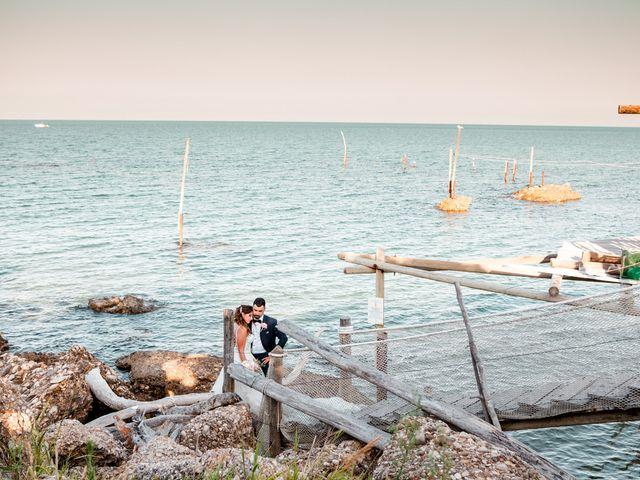 Il matrimonio di Daniele e Mariacristina a Palena, Chieti 31