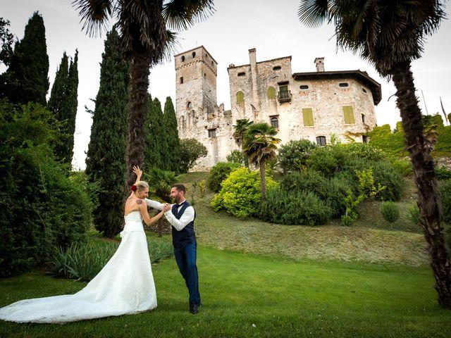 Il matrimonio di Moris e Nadia a Zoppola, Pordenone 45