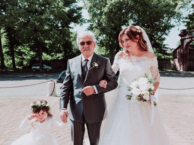 Il matrimonio di Dario e Francesca a Cortemaggiore, Piacenza 12