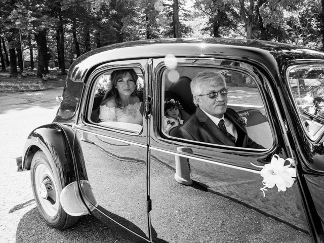 Il matrimonio di Dario e Francesca a Cortemaggiore, Piacenza 13