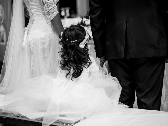 Il matrimonio di Dario e Francesca a Cortemaggiore, Piacenza 15