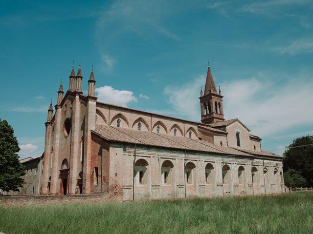 Il matrimonio di Dario e Francesca a Cortemaggiore, Piacenza 16