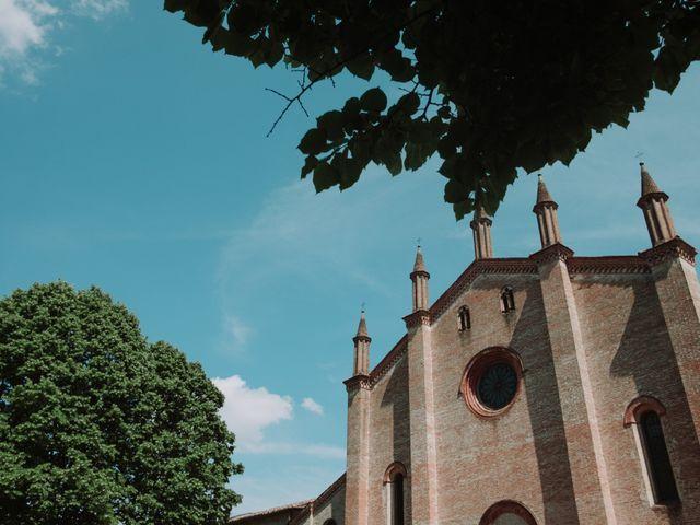 Il matrimonio di Dario e Francesca a Cortemaggiore, Piacenza 17