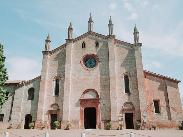 Il matrimonio di Dario e Francesca a Cortemaggiore, Piacenza 18