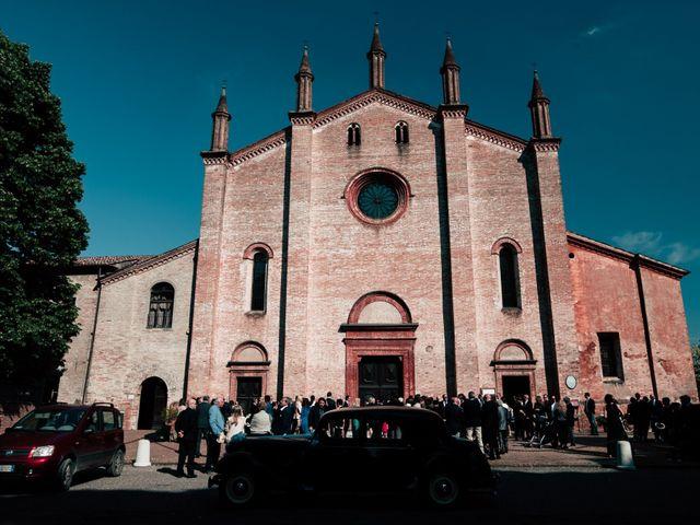 Il matrimonio di Dario e Francesca a Cortemaggiore, Piacenza 20
