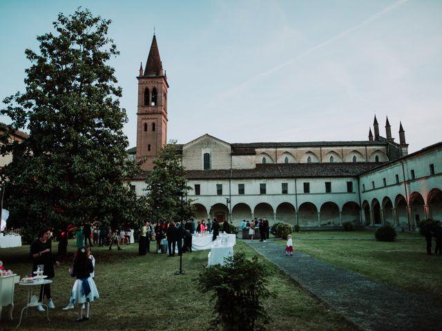 Il matrimonio di Dario e Francesca a Cortemaggiore, Piacenza 23