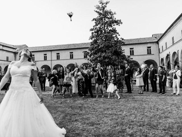 Il matrimonio di Dario e Francesca a Cortemaggiore, Piacenza 24
