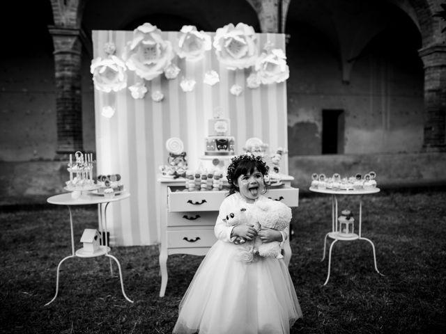 Il matrimonio di Dario e Francesca a Cortemaggiore, Piacenza 26