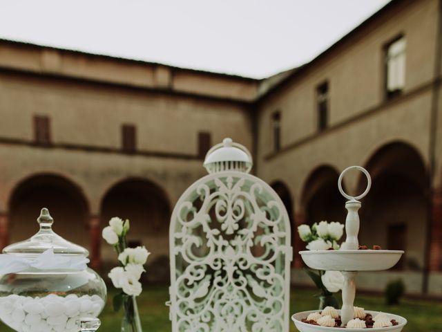 Il matrimonio di Dario e Francesca a Cortemaggiore, Piacenza 27