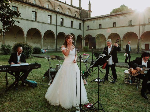 Il matrimonio di Dario e Francesca a Cortemaggiore, Piacenza 30