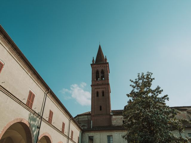 Il matrimonio di Dario e Francesca a Cortemaggiore, Piacenza 31