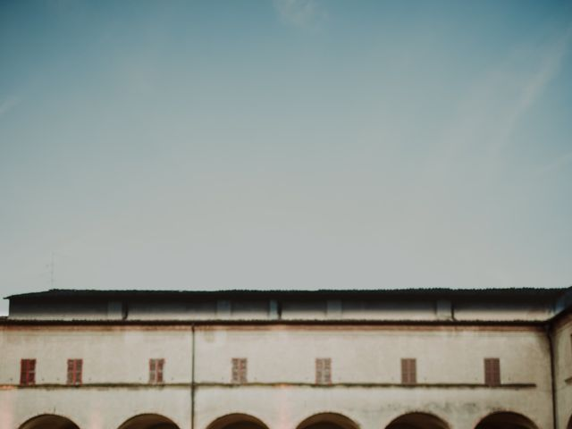 Il matrimonio di Dario e Francesca a Cortemaggiore, Piacenza 39