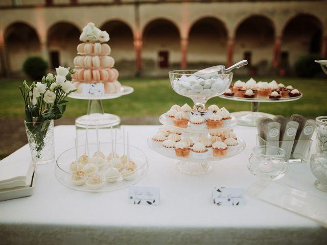 Il matrimonio di Dario e Francesca a Cortemaggiore, Piacenza 40