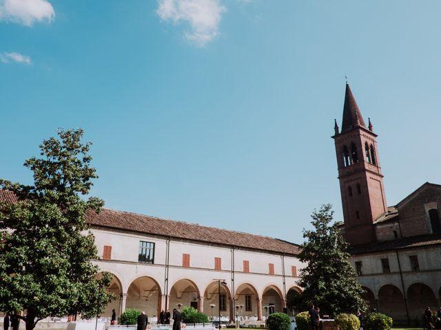 Il matrimonio di Dario e Francesca a Cortemaggiore, Piacenza 43