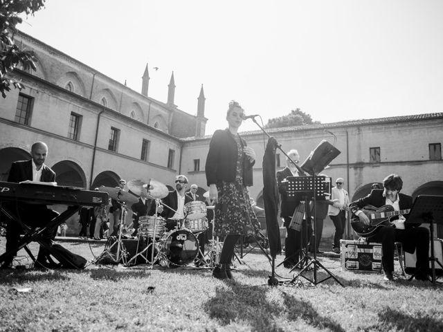 Il matrimonio di Dario e Francesca a Cortemaggiore, Piacenza 44