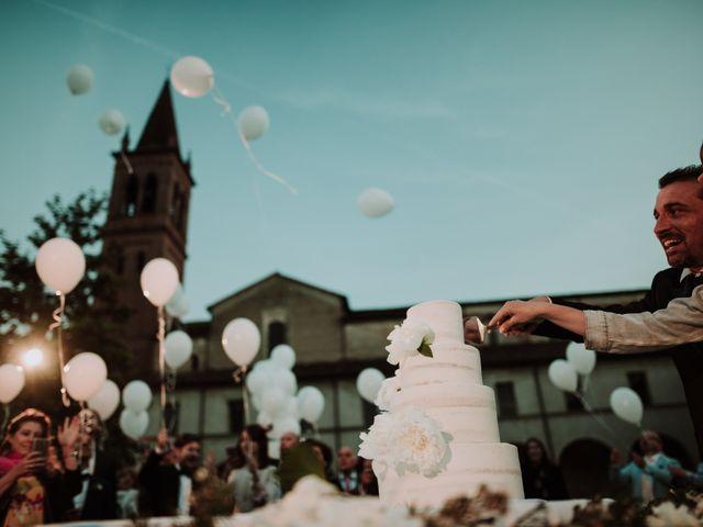 Il matrimonio di Dario e Francesca a Cortemaggiore, Piacenza 45